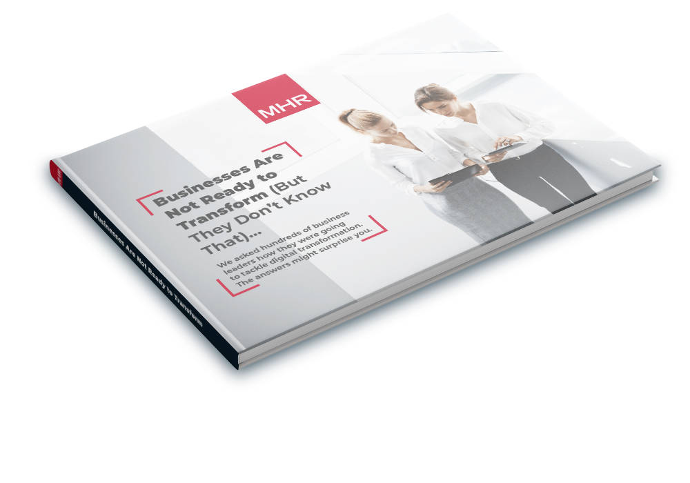 Digital transformation brochure