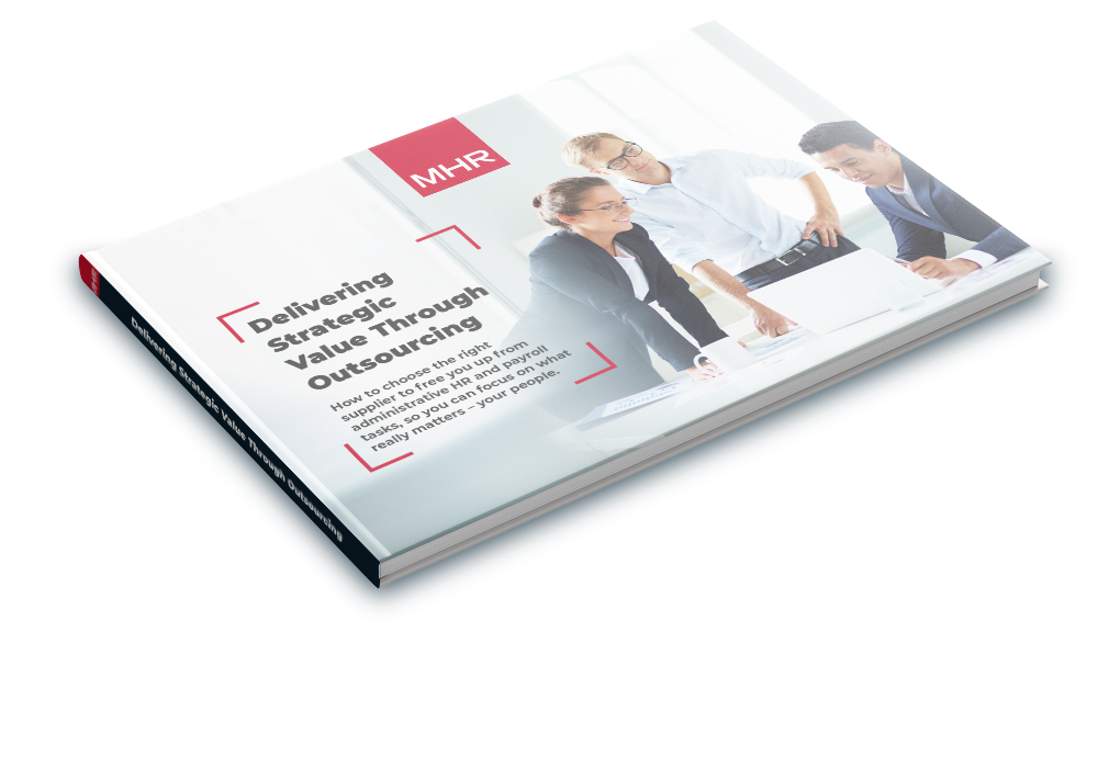 Delivering strategic value through outsourcing guide