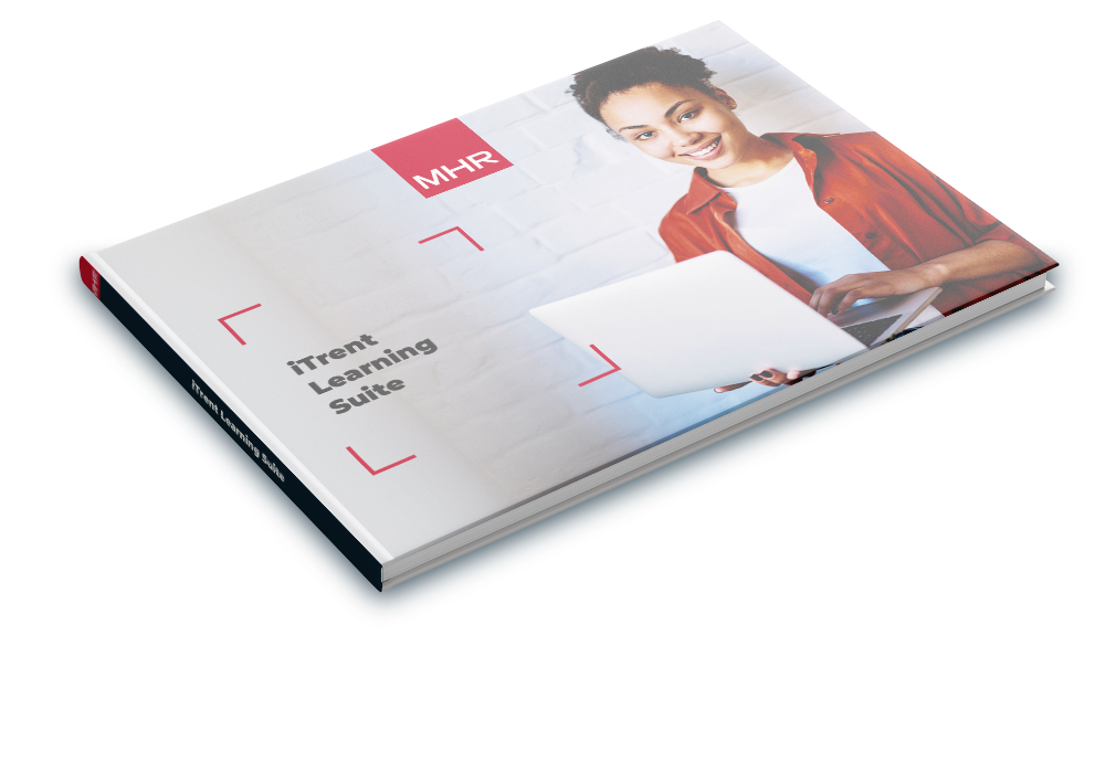 iTrent Learning Management System (LMS) brochure