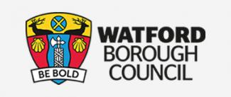 Watford Borough Council MHR HR and payroll customer logo